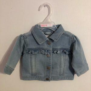 Newborn Denim Jacket